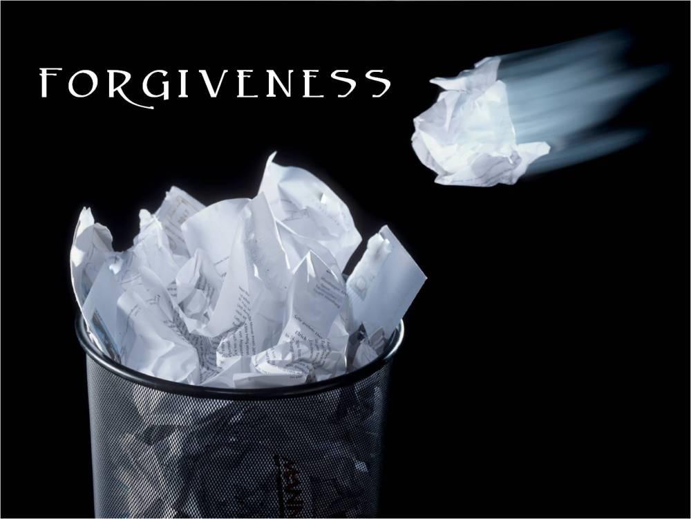 Forgiveness: A Leap Of Faith