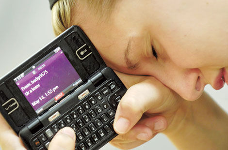 Bullying (part 3): Text-Bullying And Mobile Technology