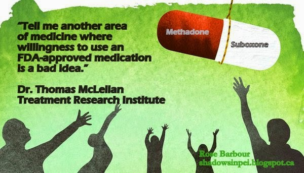 Methadone and Suboxone Poster